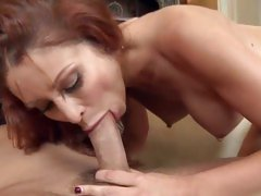 Monique Alexander hot mom blow the dick of a hot guy