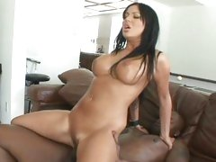 Angelica Heart and Lex Steele gets pussy fuck too hard