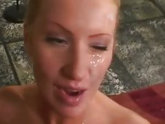 Cameron James like the cream from a hard long dick