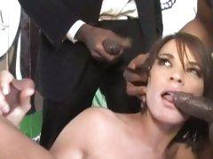 Dana DeArmond hot babe suck lots of cocks
