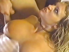 Sumptuous Sindee Coxx gets glazed in hot cock syrup