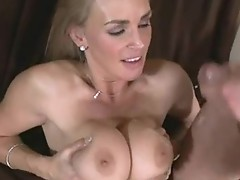 Giant boobed Milf Tanya Tate desires to receive those jugs with her man's fresh goo