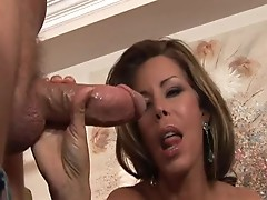 Tabitha Stevens lustful chick like buffing the pecker