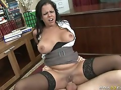 Obese tanned sweetheart Diamond Kitty receives her wet ass fucked and loves it