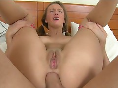 Hot faina acquires her ass fucked and gaped