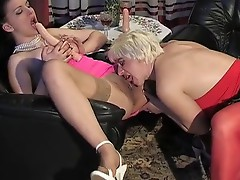 Penny and Laura lesbo older movie