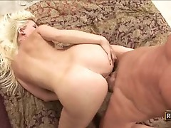 Concupiscent milf Devon Lee pink urinate flaps pounded with huge cock