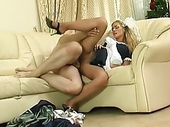DiAna And lesley uniform hose sex movie
