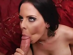 Brandy Aniston let partner come off in her Mouth
