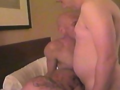 Hot gay cock sucking and ass fingering action