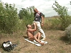 Hot gay sex under the sun