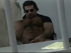 Gay prison hardcore sex hairy studs ande cumshots