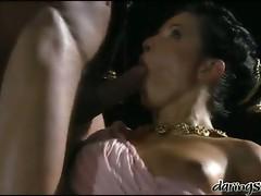 Hot euro girls love blowjob fuck action