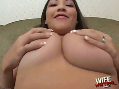 Nautica thorn is a black cock whore