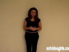 Melody calendar audition - netvideogirls