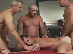Eager gay ass getting pounded hard and deep the way we like it