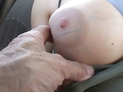 Hot busty milf drilled hard