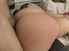 Pinkhair slut loves sex