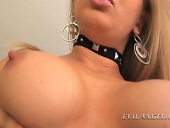 Lea Lexis Fucks a Big Black Cock