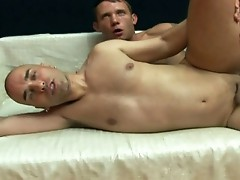 Horny amateur gay fucktoys sizzling anal pumping adventure