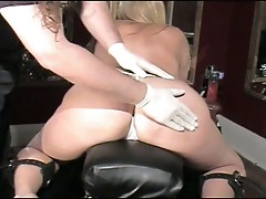 Freaky steve spanks sluts as they moan, wanting more pain for fun