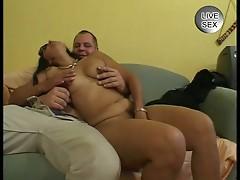 Milf shows off her body and masturbates