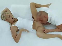 He dreams of her as a sweet virgin to fuck