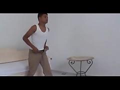 Arab boy fucks the French boy in the ass