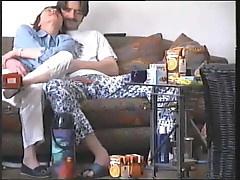 Home video of oral sex with hot couple