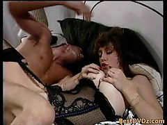 Girl with hairy puss gets fucked hard