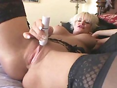 Horny milf wants thick cock to fuck her