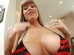 Huge black dick fucking slutty Darla Crane
