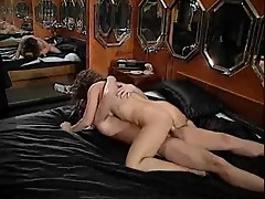 Mature couple does missionary and cock riding