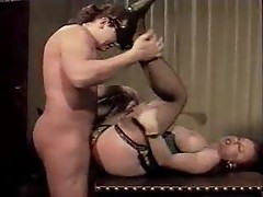 Doctor fucks a slut in his office