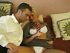 Incredible foreplay with amazing blonde
