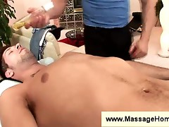 Massage for Jake Austin