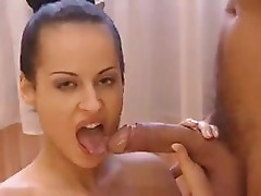Amateur babe Michelle Wild likes hard cock and cock in the ass