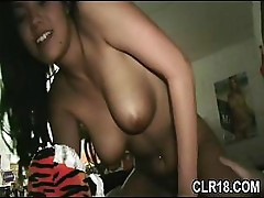 Teenie hottie gets fucked hard