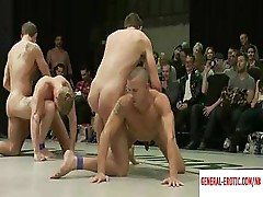 Brutally hot gay team match ep.2. www.general-erotic.com/nk