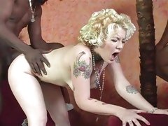 Sassy slut Candy Monroe is dicked up her wet veejay