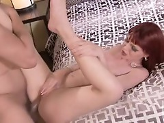 Sexually excited hot playgirl Marie McCray Wanted some sexy jizz sprayed on her sweet tits