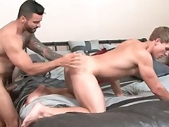 Alex fucking some hunk up the ass