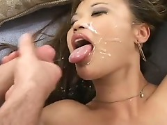 Cum thirsty Mia Smilesclick can't live without to acquire her Mouth soakin with fresh cock drool