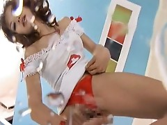 Akane Hotaru Japanese nurse is hot for