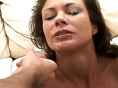 Smutty whore Vanessa videl getting stink hole slammed with ridged cock