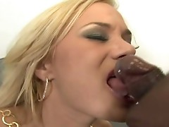 Dirty hot Shyla Stylez always liked the Pleasure of getting cummed in her Mouth