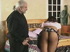 Wicked girls receive spanked 4