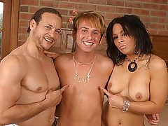 Sexy bi trio
