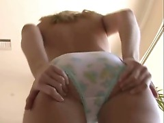 Alison Angel does a slow Tease