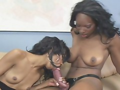 Madison and Alana - darksome Berry Juice